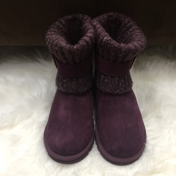 67652ed5adb Brand New Ugg Boots in Port Color